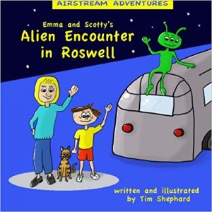 Alien Encounter in Roswell